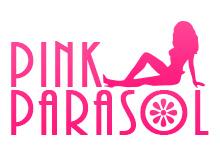 ピンクパラソル
